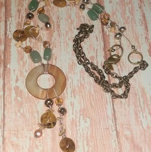 Cookie Lee Shell Necklace
